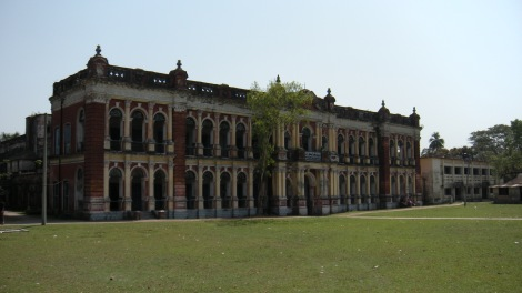 The college itself
